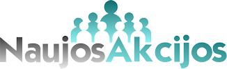 Logo naujos akcijos