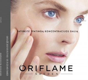 ORIFLAME - Katalogas (2021 05 01 - 2021 05 31)