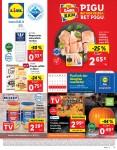 LIDL - Maisto prekių pasiūlymai (2021 10 18 - 2021 10 24)