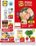 LIDL - Maisto prekių pasiūlymai (2021 09 20 - 2021 09 26)