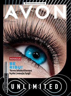 AVON - Katalogas (2020 08 01 - 2020 08 31)