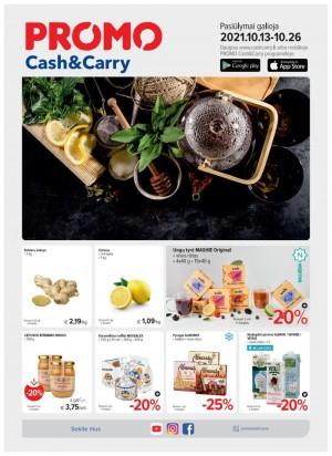 PROMO Cash&Carry (2021 10 13 - 2021 10 26)