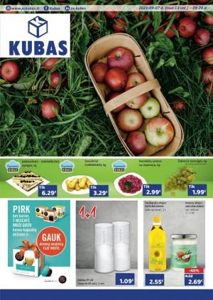 KUBAS (2021 09 07 - 2021 09 20)