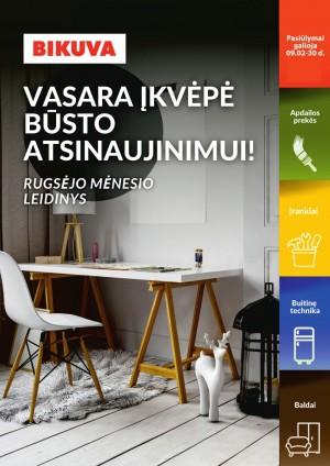 BIKUVA (2021 09 01 - 2021 09 30)