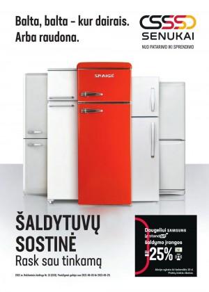 SENUKAI - Leidinys Nr.15 (2021 06 03 - 2021 06 29)
