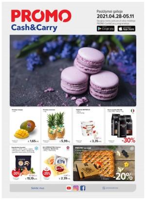 PROMO Cash&Carry (2021 04 28 - 2021 05 11)