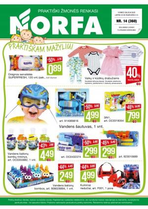 NORFA - Leidinys Nr.14 (2020 07 23 - 2020 08 05)